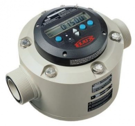 FLUX FMC 250 Flowmeters, PVDF, ATEX Approved