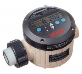 FLUX FMC 100 Flowmeters, ETFE, ATEX Approved