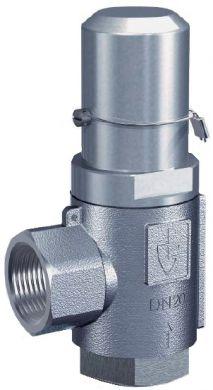 goetze 418t pressure relief valve adjustable 0 5 30 bar stainless steel bodied 3 8 1 1 4. Black Bedroom Furniture Sets. Home Design Ideas
