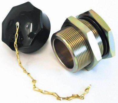 2 Inch Bsp Steel Filler Fill Point Oilybits Uk The