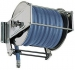 Ramex, 304 Stainless and Painted Steel, Spring Rewind Hose Reel, High Capacity