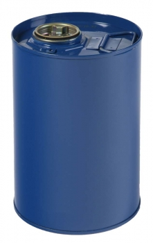 Air-Sea Containers, Code 230, UN Approved, Steel Drum, Lacquer Lined, 5L