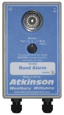 Atkinson Bund Alarm