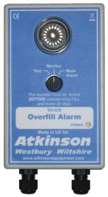 Atkinson Over-Fill Alarm