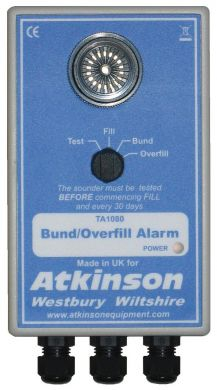 Atkinson Combined Over-Fill & Bund Alarm