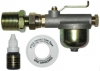 Atkinson Filtervalve, Combined Filter & Isolation Valve for Heating Oil Tanks