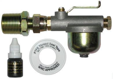 Atkinson Filtervalve