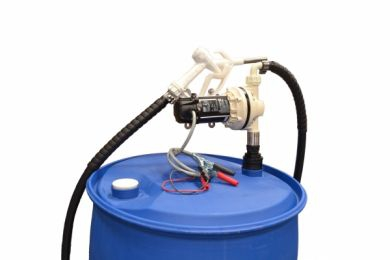 DC Battery Operated Drum Pumps for Adblue / Urea