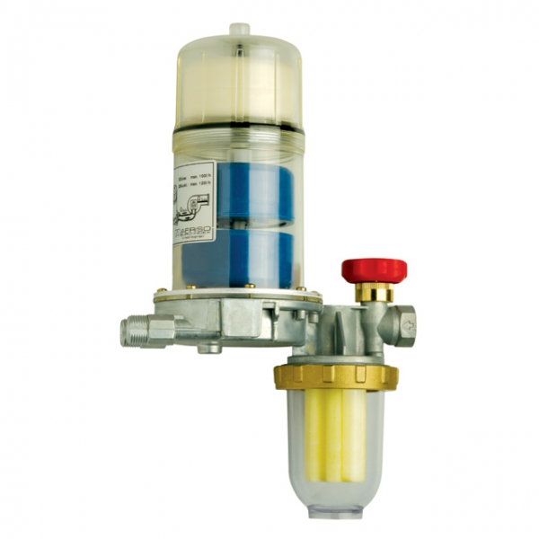 Afriso Fuel Oil De-aerator FloCo-TOP-K With Integrated Filter