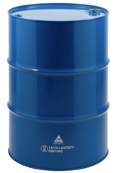 Air-Sea Containers, Code 147, UN Approved, Steel Drum, Lacquer Lined, 225L