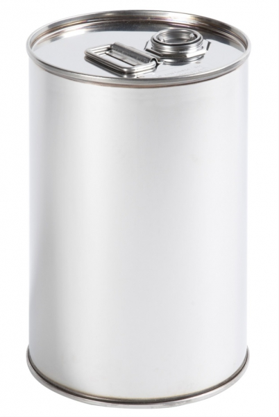 Air-Sea Containers, Code 604, UN Approved, Stainless Steel Drum, 25L