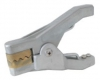 Alptec, Cast Aluminium Earthing Clip with Brass Jaws, 18mm Jaws, ATEX Approved.