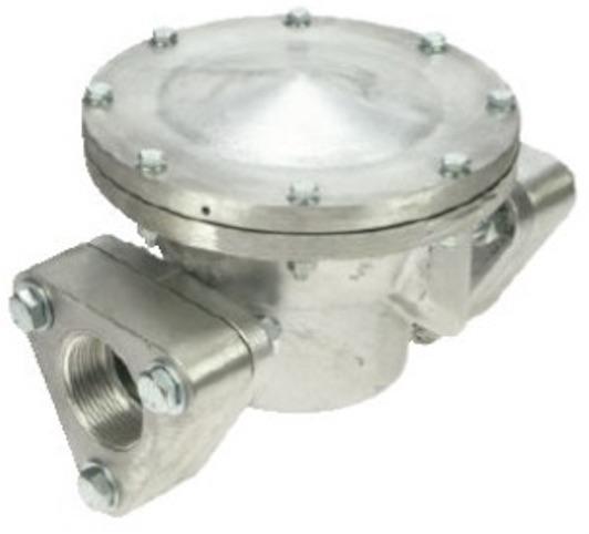 "Lafon, Diaphragm Anti-Siphon Valve, for Petrol, 1.5"" BSP"