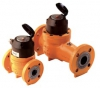 Aquametro DOMINO AMD, Vane Wheel, Chemical Flow Meters