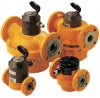 Aqua Metro DOMINO ARD, Rotary Piston, Chemical Flow Meters