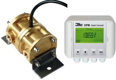 Aquametro DFM Differential Flow Meter for Engine Fuel Consumption