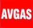 Avgas Adhesive Label