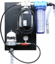 Oilybits Wall Mounted Centrifuge