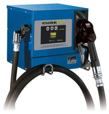 Piusi Cube 70, Fuel Dispensing System
