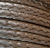Grounding / Earthing Cable, Braided, Nickel-Plated Copper