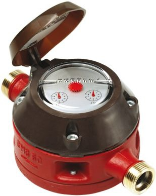 Aqua Metro, CONTOIL VZO/A HIGH ACCURACY Mechanical Oil Flow Meters, EC Resale Approved, BSP Threaded
