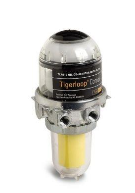 Tigerholm, Tigerloop Combi 3 De-Aerator