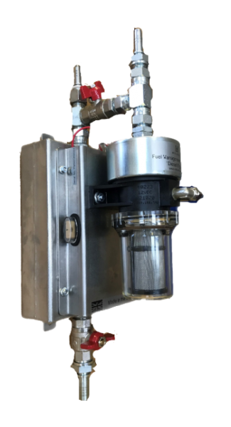 Diesel Dipper, Water and Sludge Removal System, 12vDC