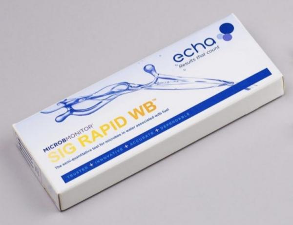 ECHA Microbiology, SIG Rapide WB, MicrobialPresenceTest Kits