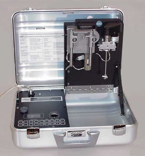 Emcee Electronics, Model 1140 Micro-Separometer Mark X