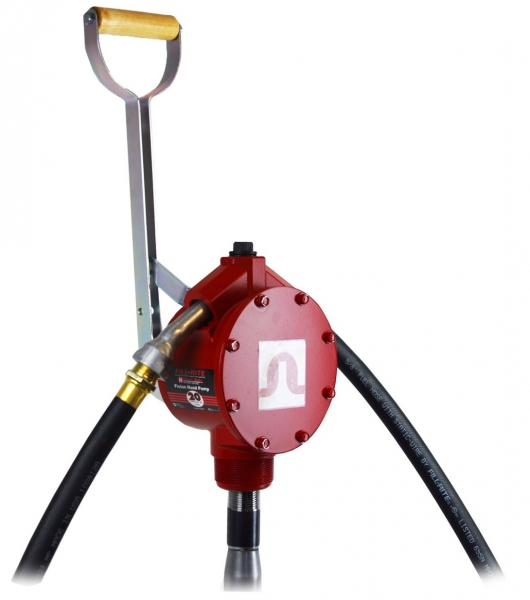 Fill-Rite FR152 Piston Hand Pump & Accessories, ATEX Approved