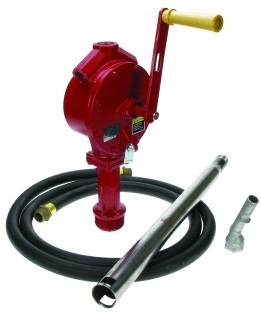 Fill Rite FR112 Rotary Hand Pump & Accessories, ATEX Approved