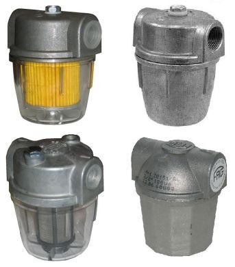 Giuliani Anello Fuel Filters, 3/8