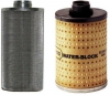 Goldenrod Water-Block, Bio-Flow and Particulate Filter Elements