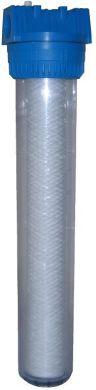 """Aqua Aqua 20"""" Polypropylene / Polycarbonate Filter"""
