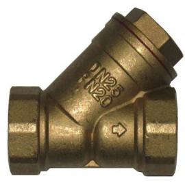 Itap Y-Strainer, Brass, FF, BSP