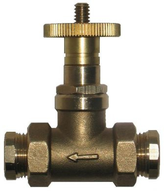Fusible Head / Handwheel Fire Valve
