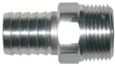 Aluminium Hose Tail, BSPP
