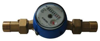 B-Meters GSD5 Dry Dial Flow Meters