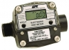 Great Plains Industries / GPI FM-300H Nutating Disk Flow Meter, Digital, PP