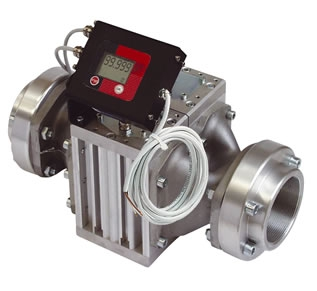 Piusi K900 Oval Gear Flow Meter