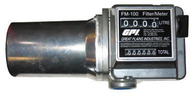 Great Plains Industries / GPI FM100 Flow Meter