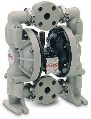 FLUX FDM 25 Diaphragm Pumps, 150 lpm