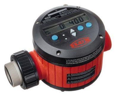 FLUX FMC 100 Flowmeters, Polypropylene, ATEX Approved
