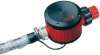 Flux FMC 100 Nozzle-Mount Pulse Meter, Polypropylene