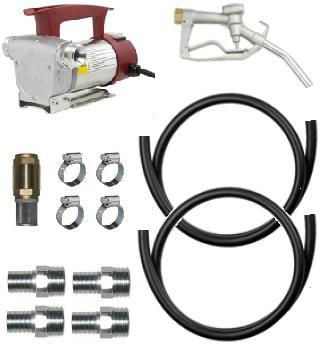 FMT SwissAG DC Pump Kits, 60 lpm