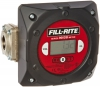 Fill Rite 900 Nutating Disc Digital Flow Meter & Pulser, ATEX Approved
