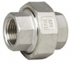 316 Stainless Steel, Cone Seat Union, FF, 150LB NPT