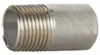 316 Stainless Steel, Weld Nipple, 150LB NPT