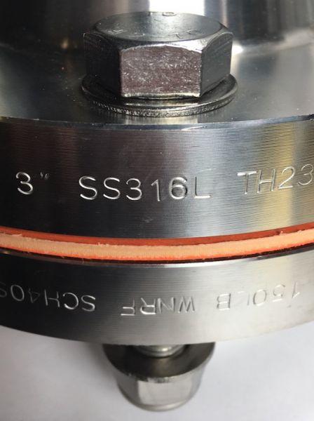 Flange Nut, Bolt & Washer Sets, A2, 304 Stainless Steel