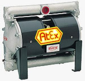 FLUX FDMH 25 Diaphragm Pumps, 85 lpm, ATEX Approved